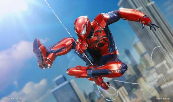 Spider-Man's next batch of DLC nabs a release date