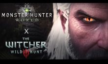 Monster Hunter World The Witcher