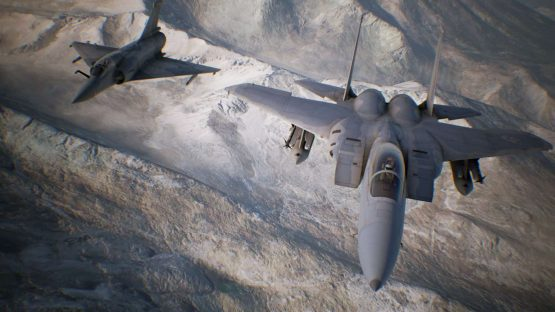 We Went Hands on With Ace Combat 7: Skies Unknown Multiplayer, Single Player, and VR