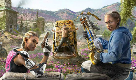 Far Cry New Dawn Release Date in February, Sequel to End of Far Cry 5
