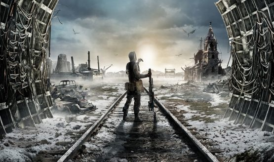 Metro Exodus - Title Sequence [UK]