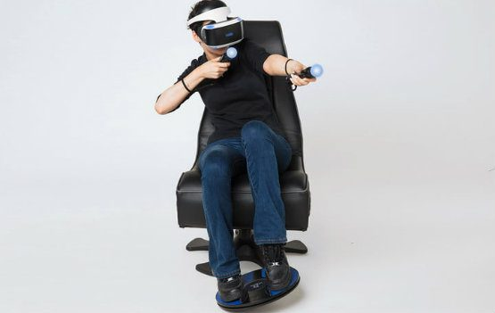 3dRudder's PSVR Foot Motion Controller Might Help Settle Your Stomach