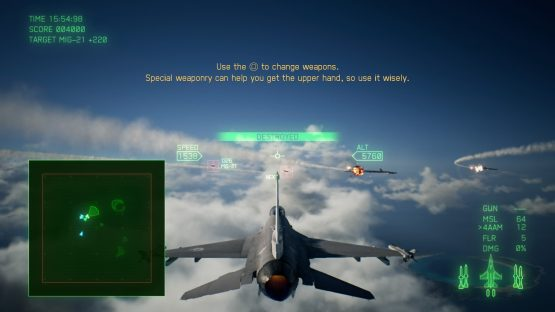 Ace Combat 7 Review