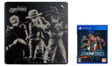 jump force playstation 4 top cover