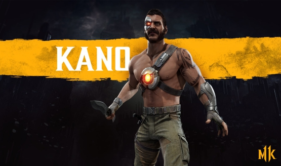 Kano Added to Still Growing Mortal Kombat 11 Character Roster