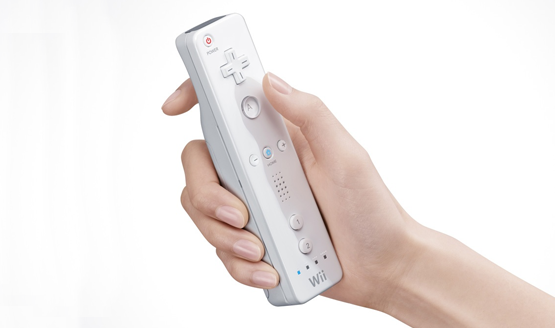 Motion controls wiimote