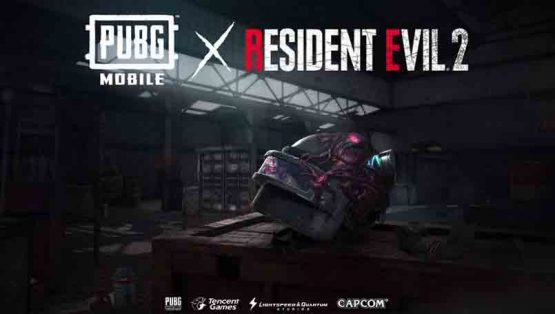 PUBG Resident Evil 2 Crossover Mode Comes to Mobile Game