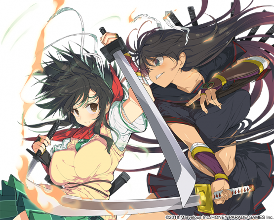 Senran Kagura Burst ReNewal review
