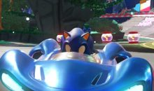 team sonic racing new track