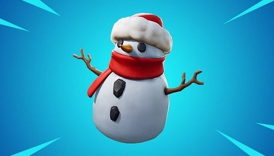 Fortnite Is Adding a Chilly New Snowman Disguise Soon