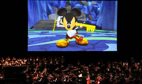 Kingdom hearts orchestra world of sixty