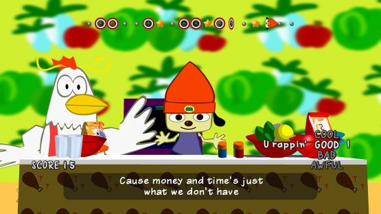 parappa the rapper playstation classic 1