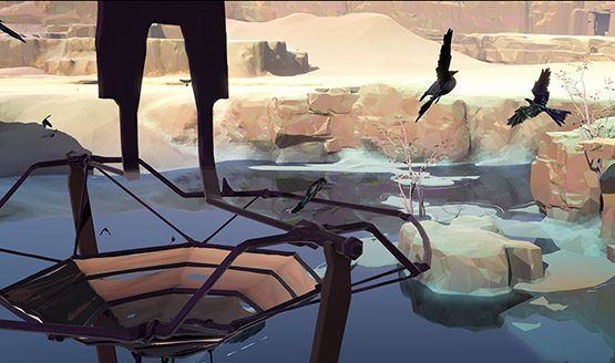 Vane Review - Following Your Gut (PS4)