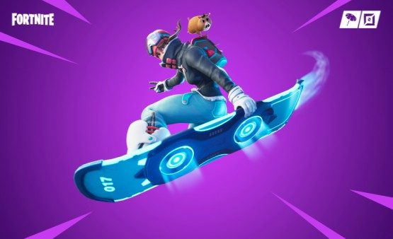 Fortnite Update 7.40 Mixes Racing With Battle Royale for Driftin' LTM
