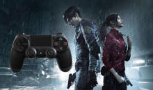 Resident Evil 2 PS4 Controller