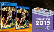 Spelunky Physical Release