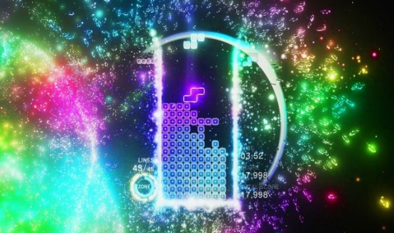 Tetris Effect Demo Available This Weekend as a Limited-Time Experience