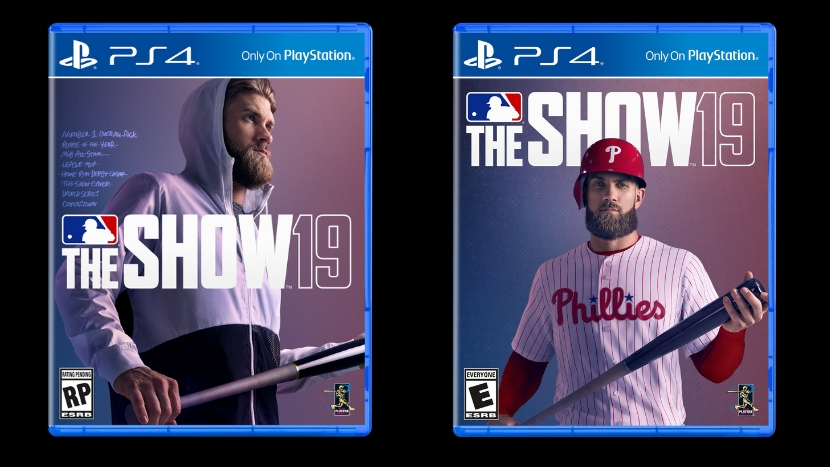 MLB The Show 19 Bryce Harper Phillies