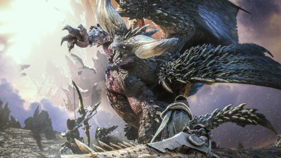 Japan's Best Selling Game of 2018 was Monster Hunter World PS4