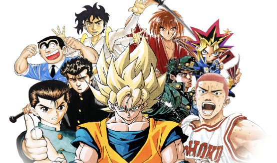 The Best Shonen Jump Games You Can Play on PlayStation Systems