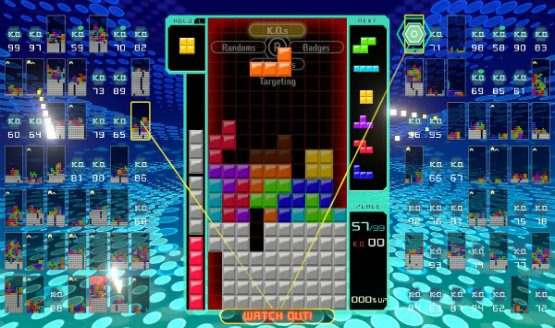 tetris today tetris 99