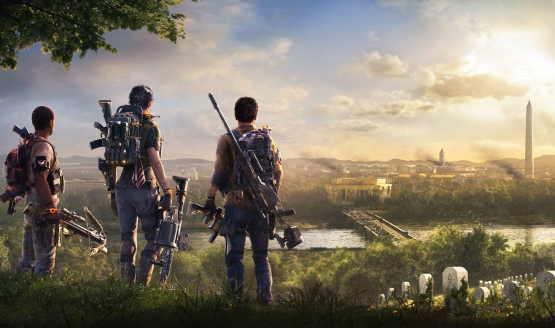 How to invite friends to the Division 2 Beta