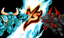 shovel knight physical
