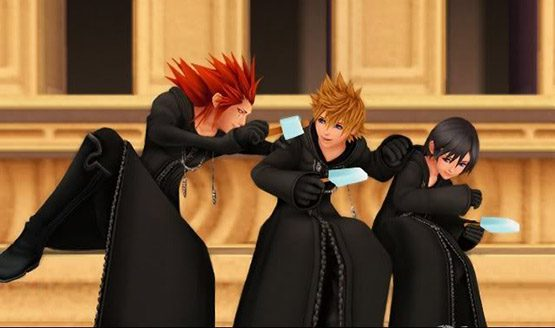 Xion Is the Worst Character in the Kingdom Hearts Series
