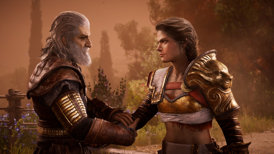 Assassins Creed Odyssey DLC Episode 3 Now Available