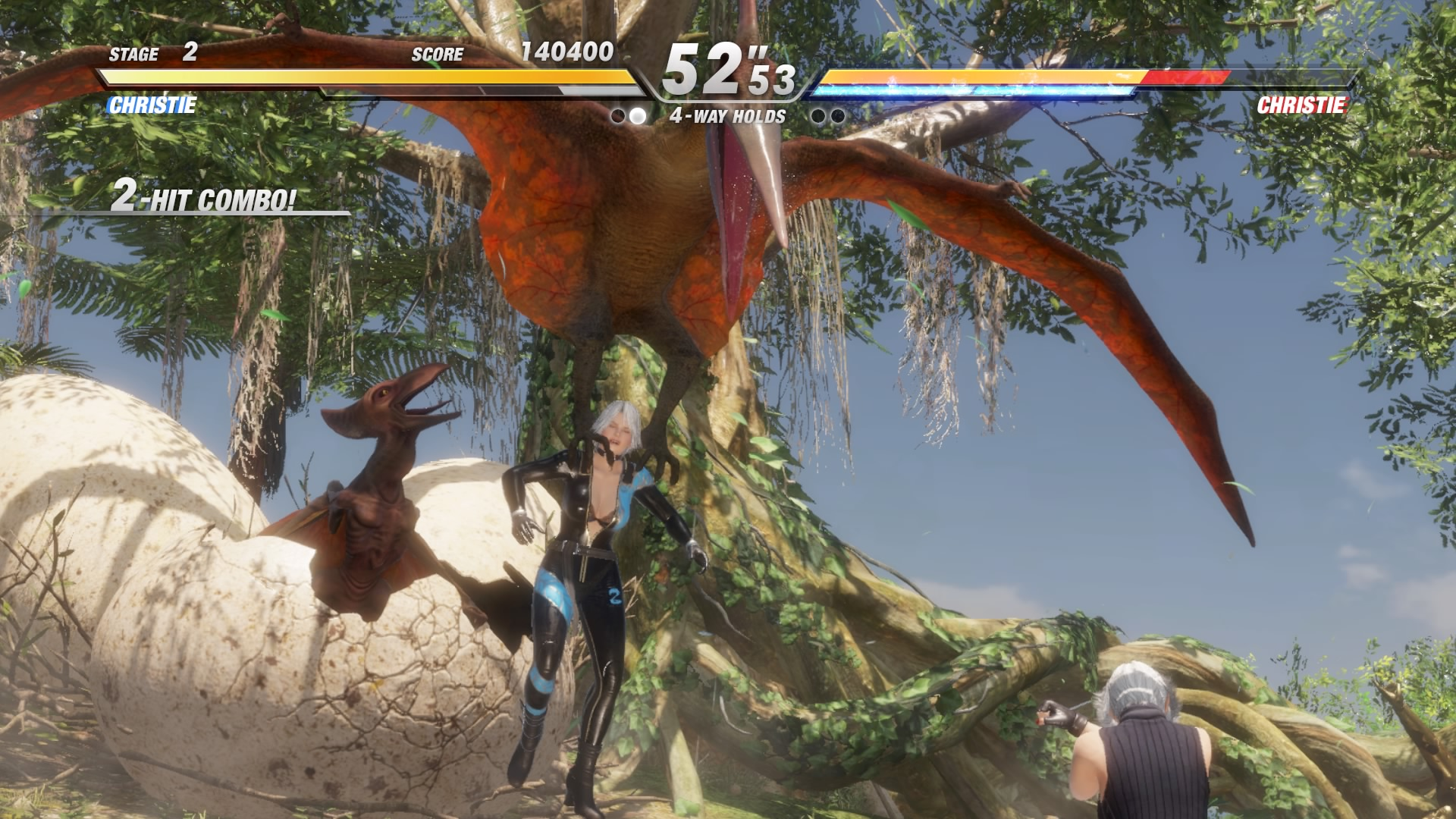 Dead or Alive Review