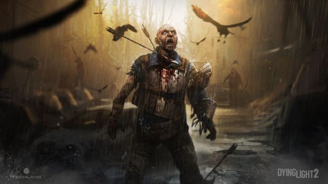 Dying Light 2 zombies