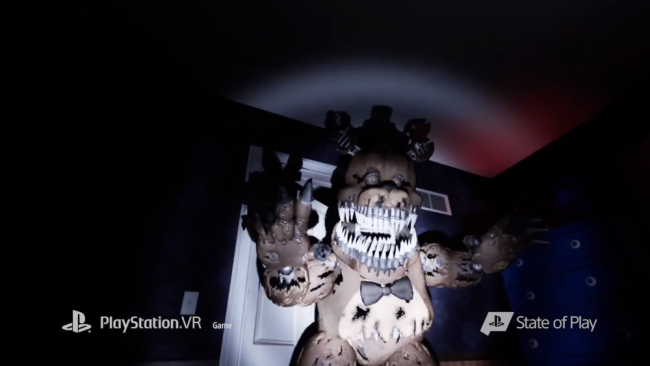 Five Nights At Freddy's VR Help Wanted Announced for PlayStation VR
