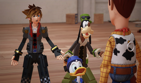 Here's Why Kingdom Hearts 3 Final Fantasy Characters Were Absent