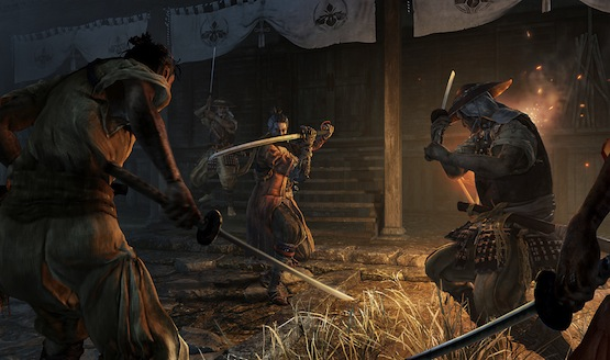 Sekiro From Software