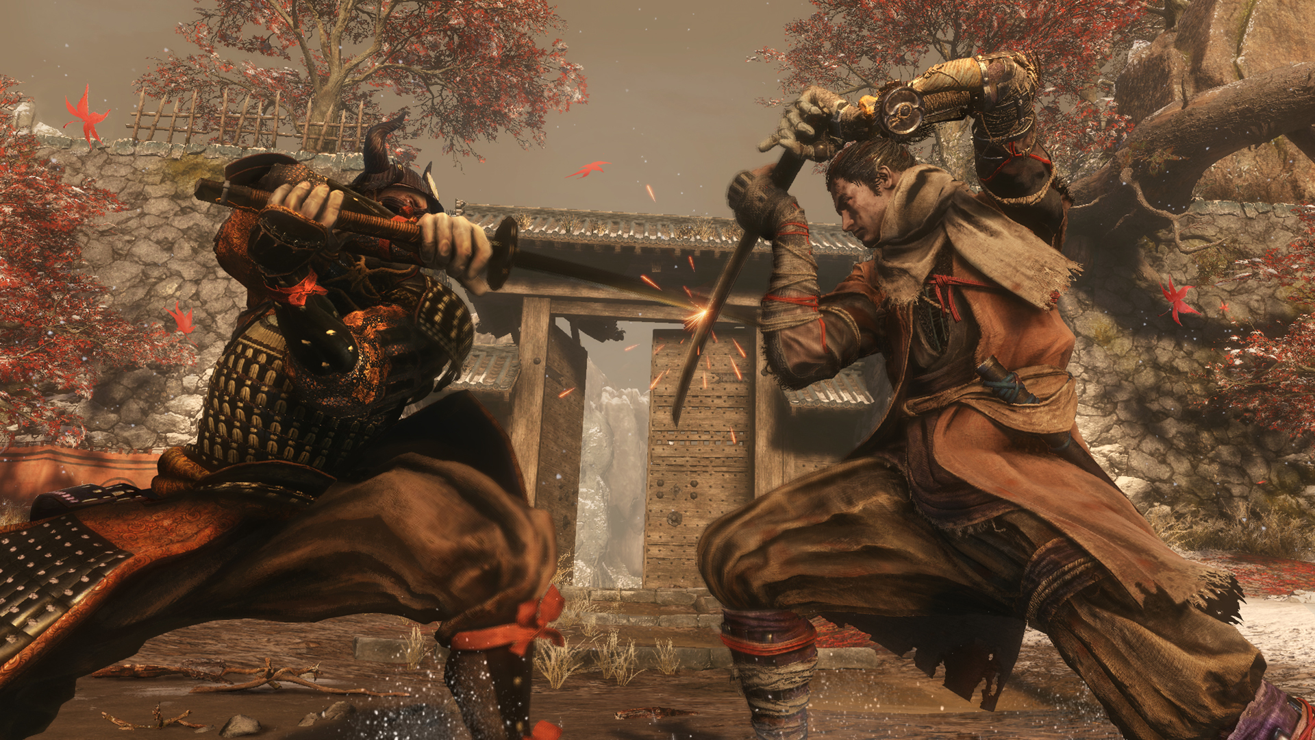 Sekiro Shadows Die Twice hands on preview