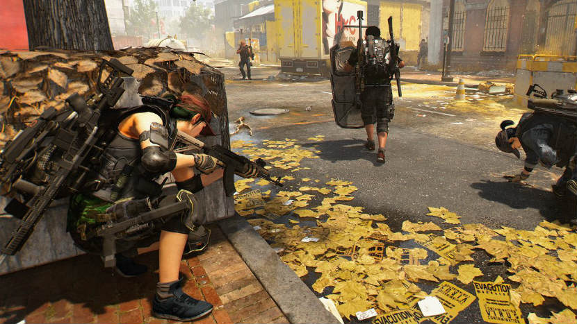 best ongoing ps4 games the division 2