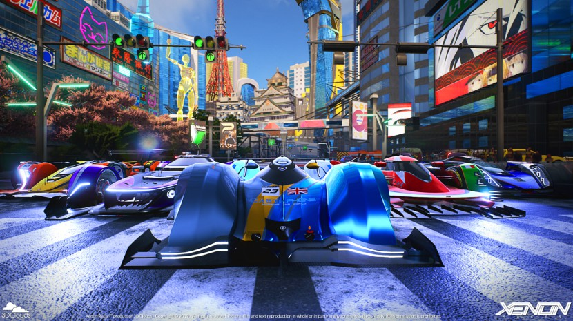 Xenon Racer Release Date