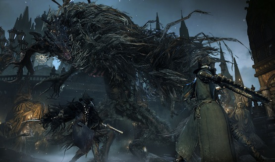 Bloodborne FromSoftware