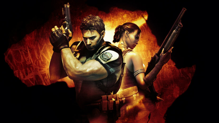 resident evil 5 10th anniversary