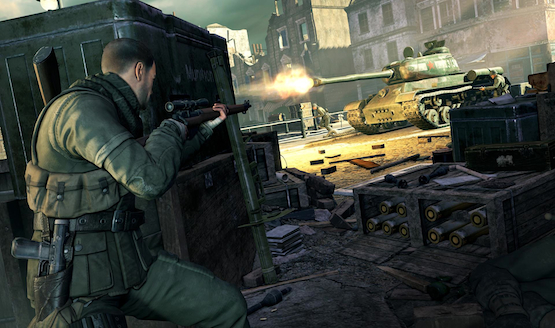 Four New Sniper Elite Projects Announced