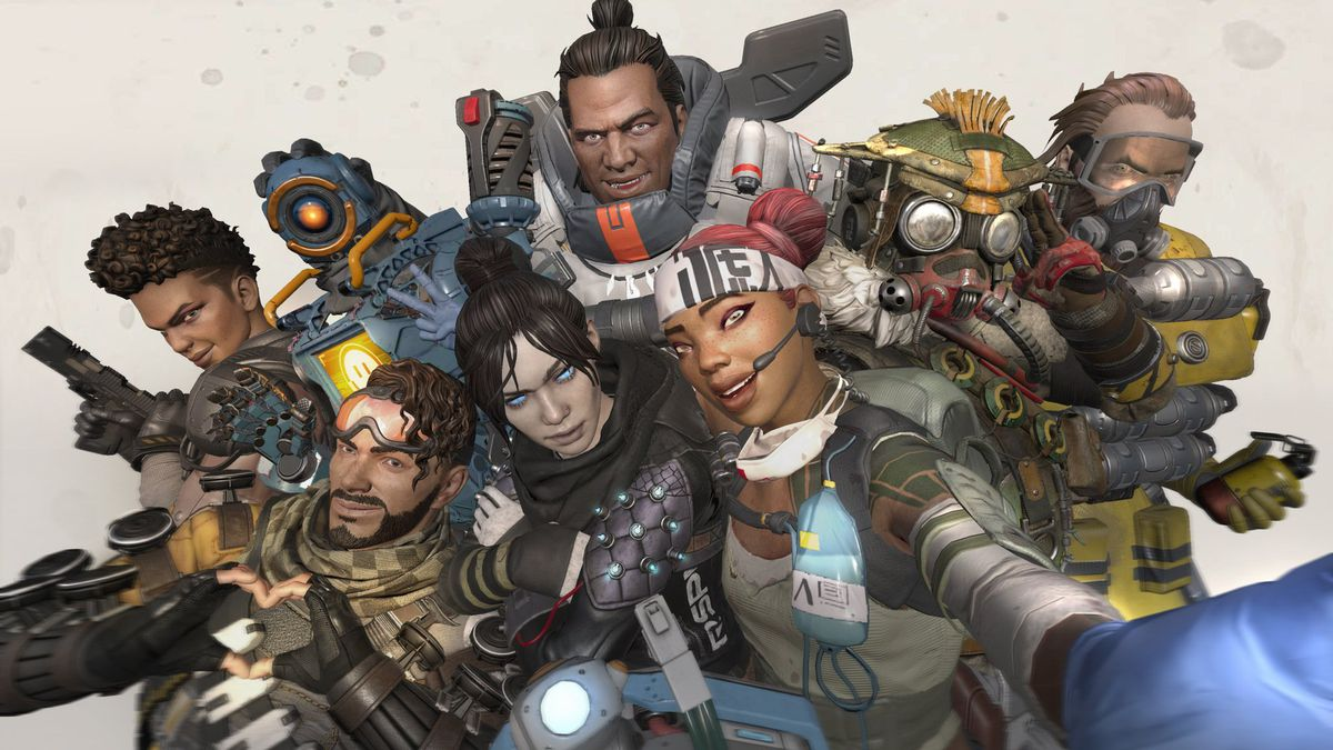 Apex Legends Popularity