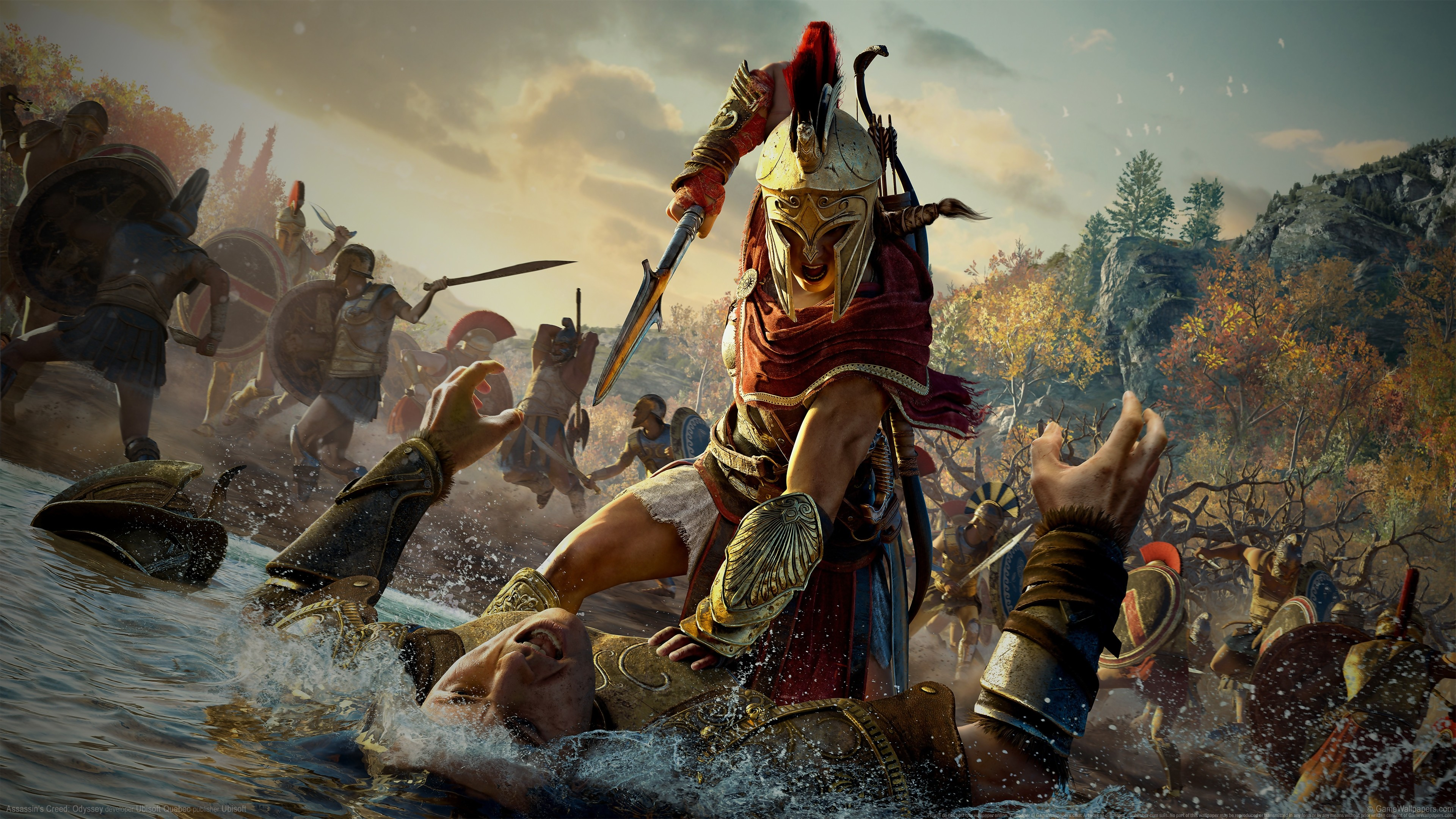 This Assassins Creed Odyssey Sale is a Steal at $20