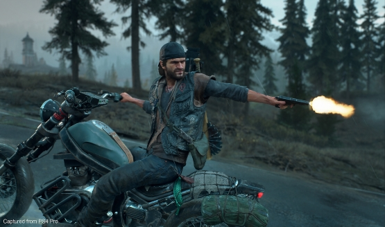 Days Gone Lead Actor