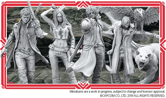 Devil May Cry Board Game Captures Essence Of The Series