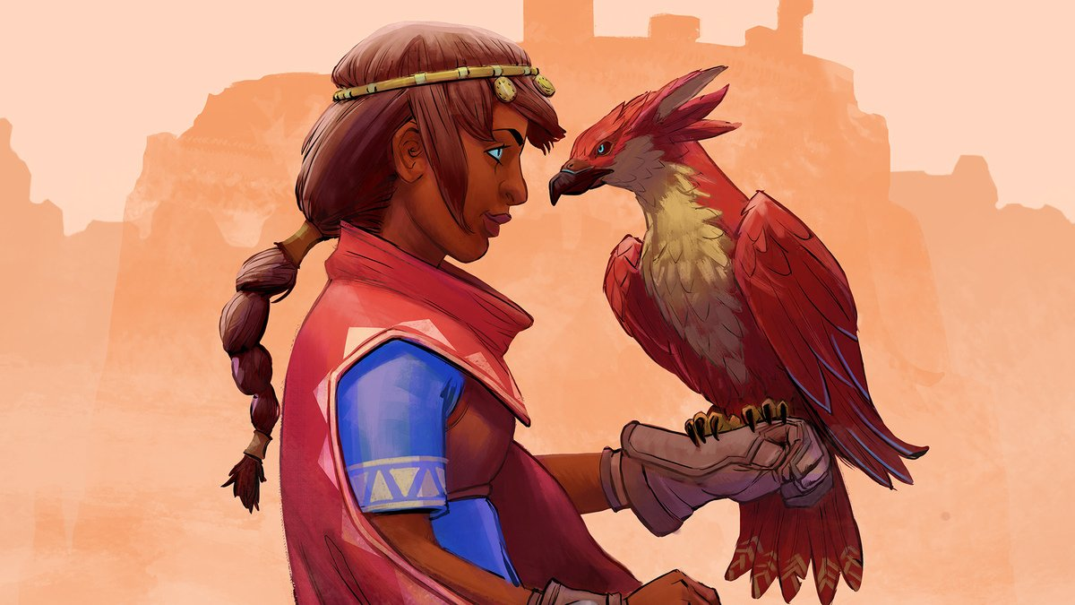Falcon Age Review 1