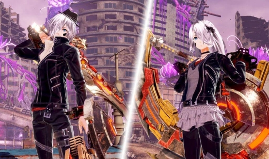 God Eater 3 Costumes