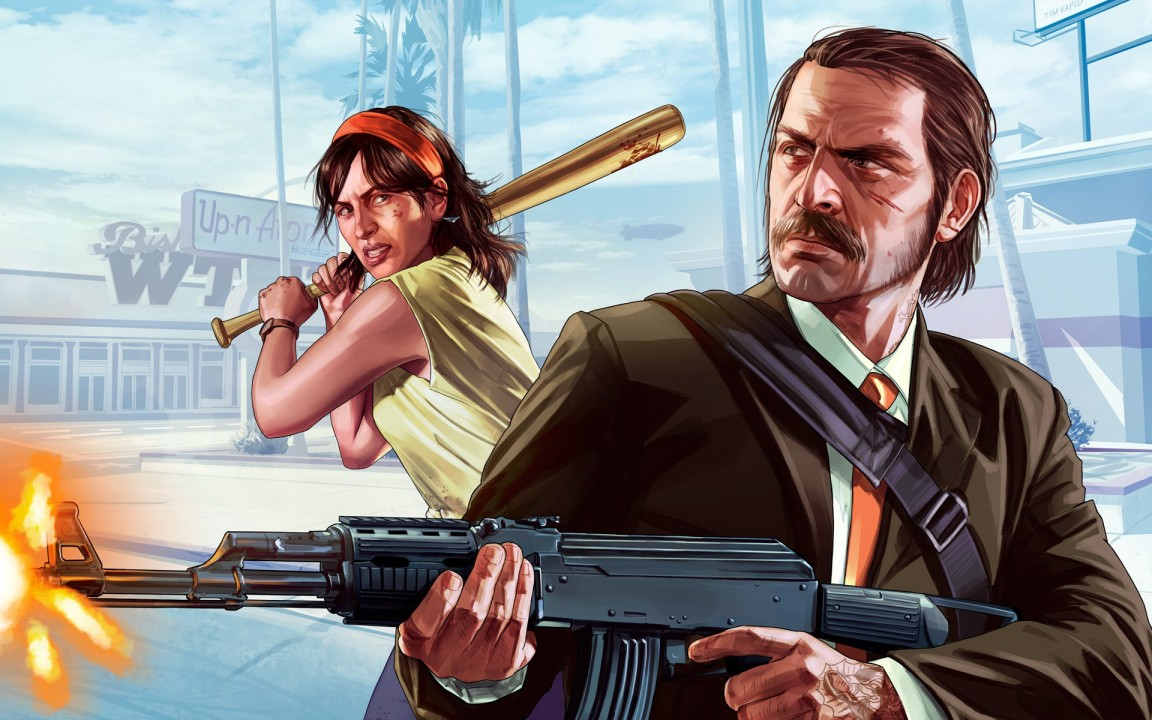 Grand Theft Auto 6 Outed by Artist's Resume, Are We Surprised?