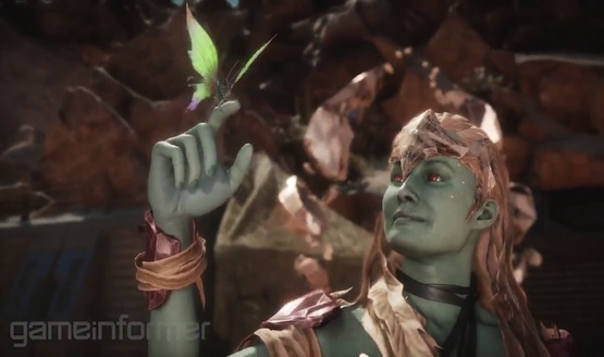 Mortal Kombat 11 Cetrion