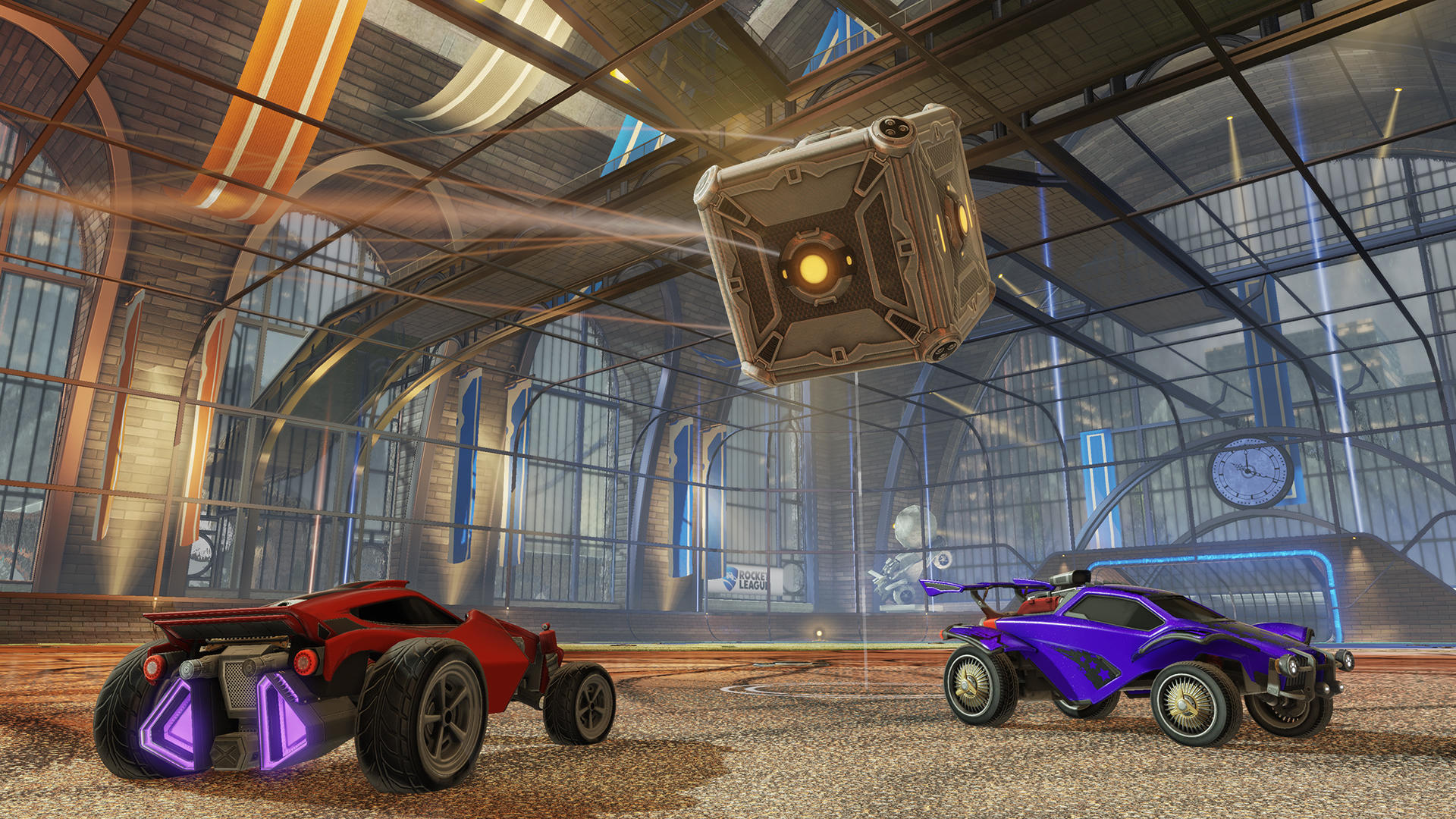 Rocket League Loot Crates Changed In 2 Countries