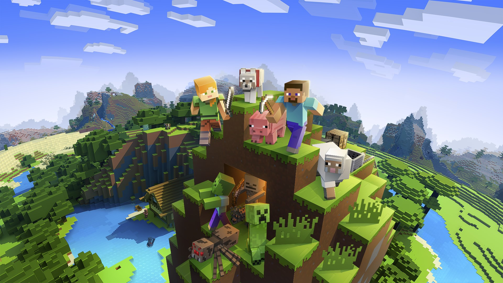 Microsoft is Plotting a Minecraft Movie … for 2022